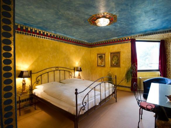 Goldzimmer Im Hotel Goldflair Am Rathaus Touristik