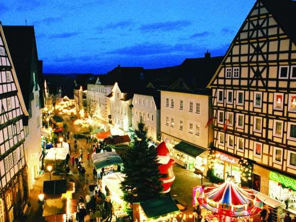 Willingen Weihnachtsmarkt.12 15 Dezember 2019 Weihnachtsmarkt In Der Malerischen Altstadt