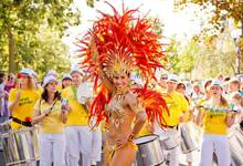 Internationales Samba- und Latinfestival in Bad Wildungen