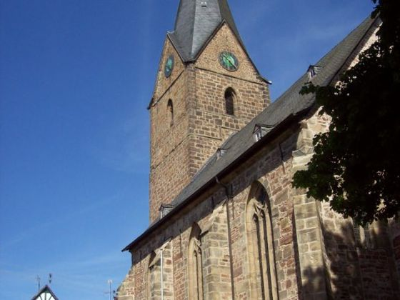 Kirche in Bad Arolsen Mengeringhausen