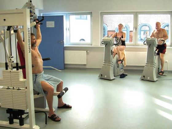Bad Wildungen Quellen Therme Fitness