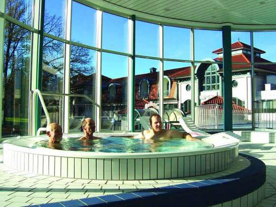 Bad Wildungen Quellen Therme Whirpool