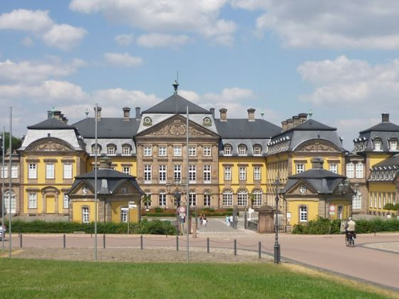Schloss in Bad Arolsen